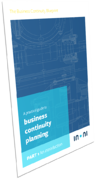 The Business Continuity Blueprint